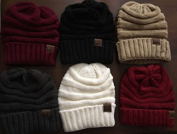 15f67089f552a Used CC Beanie Hats for sale in Tiny - letgo