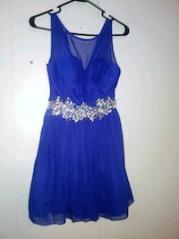 women's blue sleeveless dress El Cajon, 92020