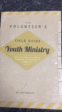 Field Guide to Youth Ministry Ashburn, 20147