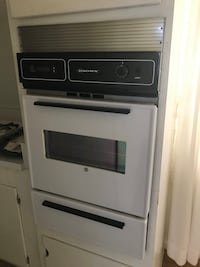 Newer Gas Wall Oven