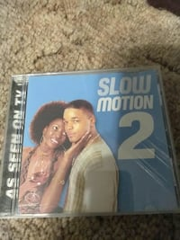 Slow Motion 2 CD case