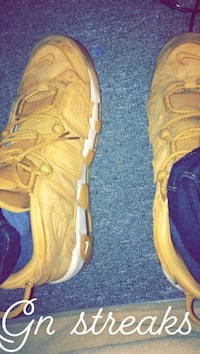 "NIKE AIR UPTEMPO ""WHEAT"" Peterborough, K9J 5G8"