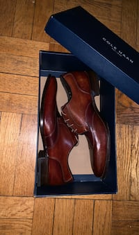 HaRRis FiReNZe brown leather shoes Toronto, M6B