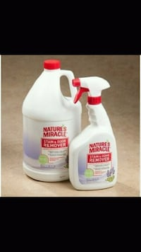2 Pet Odor and Stain Remover w Free Gift Boston