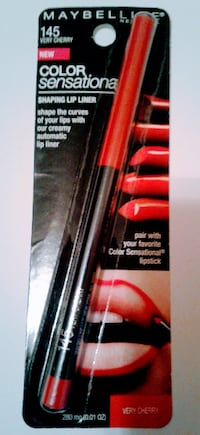 Maybelline Color Sensational Lip Liner Very Cherry Cary