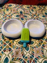 Freezable Pet Dishes & Toy , T7X