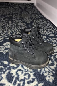 Timberland boots. Toddler size 6.