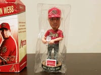 2007 brandon webb Arizona Diamondbacks bobblehead Fairfax, 22033