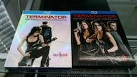 Terminator: Sarah Connor Chronicles (Blu Ray) Vancouver, V5R 2Y1