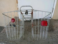 Metal duo baskets  Bakersfield, 93308