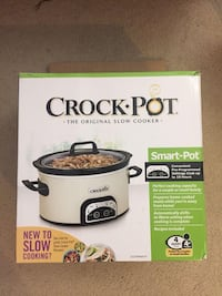 Crock-pot slow cooker box Vienna, 22180