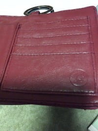 JUST REDUCED MORE Burgundy purse Rockville