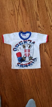 "T shirt with ""Serbia"" logo for 1 year old Arlington, 22201"