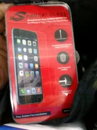 Iphone glass screen protector Akron, 44306