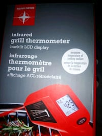 Infrared grill thermometer  Cambridge, N1R 8J2