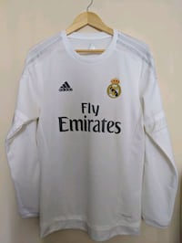 Real Madrid Long Sleeve Jersey Mississauga, L5A 3S2