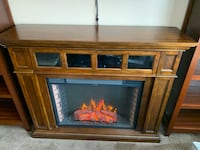 Fireplace media console North Las Vegas, 89031