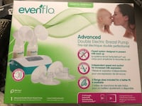 Breast feeding pump Kitchener, N2B 3A9