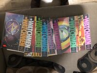 Watchmen Comic Books
