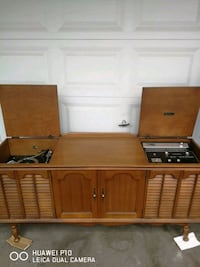 brown wooden cabinet with drawer Toronto, M3H 3E3