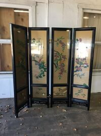 Asian carved stone room divider  Whittier, 90602
