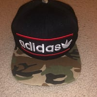 Adidas military hat / camelflage Arlington, 22204