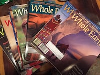 Whole earth book collection
