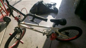 Tony hawk bike