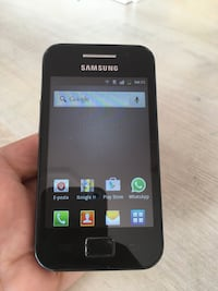 Samsung Galaxy Ace 5830i.