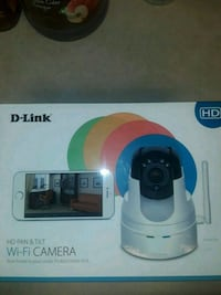 Security Camera D-Link HD wi-fi