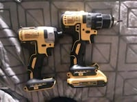 DeWalt cordless hand drill and impact wrench Wildomar, 92595