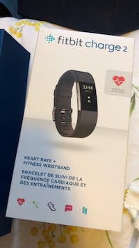 Fitbit charge 2 with box mint condition Toronto, M2N 0E6