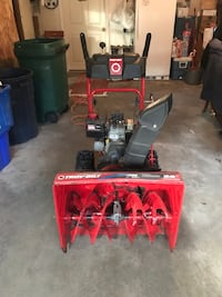 red and black snow blower Andover, 01810