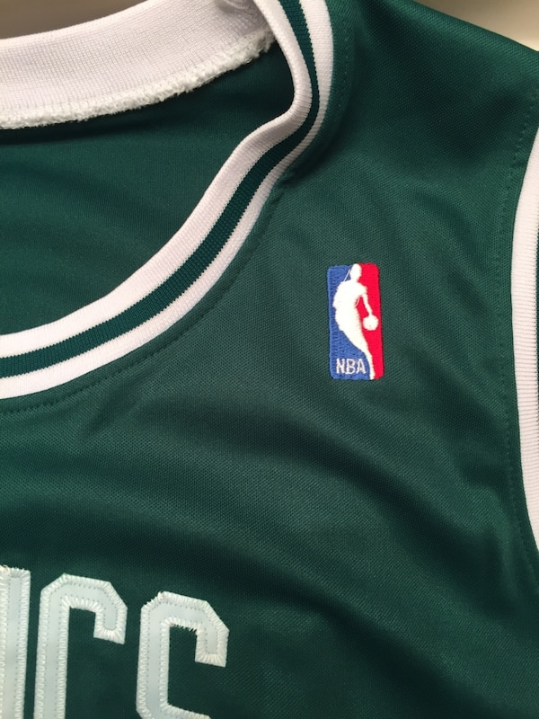 competitive price c70b0 e6b89 Len Bias Boston Celtics Jersey Rare
