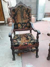 Spanish Renaissance Armchair Los Angeles, 90047