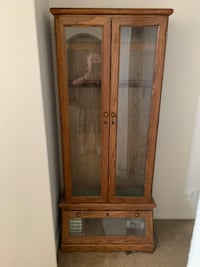Wooden Rifle Display Case North Las Vegas, 89084