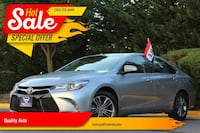 Toyota Camry 2017 Sterling