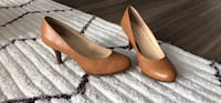 Kelly & Katie tan heels, size 6.5, never worn Falls Church, 22042