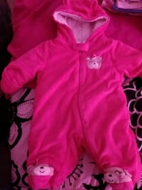 Snowsuit for baby girl(NB) Phoenix, 85022