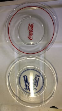 Glass plates 2 for $5 Essex, 21221