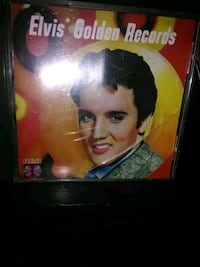 Elvis Golden Record Cd Omaha