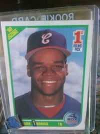 Frank Thomas Rookie Saint Petersburg, 33714