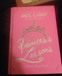 Princess lessons a princess diaries book 1# n.y.ti Chicago, 60626