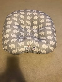 Gray and white Boppy pillow Baltimore, 21237