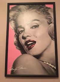 Marylin Monroe Picture Frame Pickering, L1V 1A6