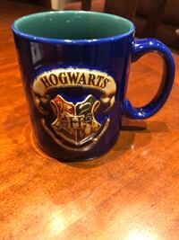 Harry Potter Hogwarts School Crest Mug / Cup Warner Bros
