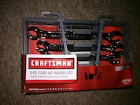 black and red Craftsman tool set Frederick, 21701