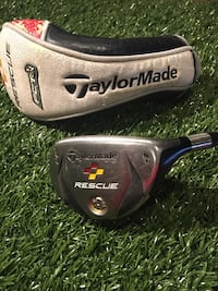 TaylorMade Rescue 22 4-Hybrid Silver Spring, 20906