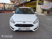 2015 Ford Focus TREND X 1.6TDCI 95PS 5K