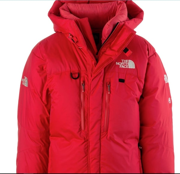 ca3e3992b Brand New North Face Men's Summit Series Himalayan Parka Jacket Large Red